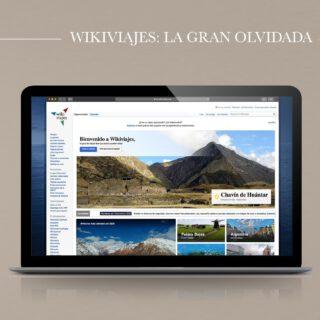 WIKIVIAJES: LA GRAN OLVIDADA.  ¿Sabías que en el año 2006 la fundación Wikimedia lanzó un nuevo portal especializado en turismo y viajes? La idea era crear guías para viajeros bajo el mismo espíritu de creación y disfrute libre que había hecho popular a Wikipedia.  Pero tras 15 años, ¿Qué ha sido de Wikivoyages o Wikiviajes? Para conocer la evolución de este proyecto no dudes en consultar mi último post sobre este tema en www.aliciavalero.com  . . . .  #wikiviajes #wikivoyages #wiki #economiacolaborativa #collaborativesociety